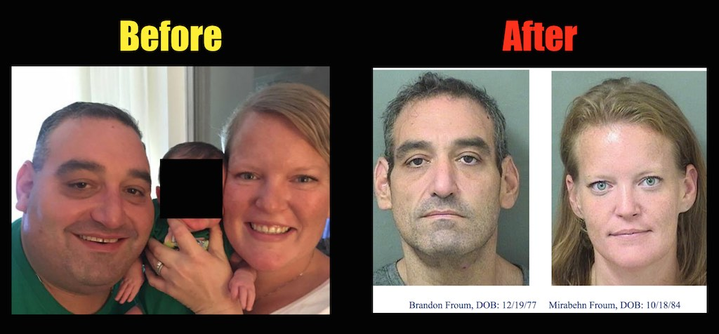 West Delray Robbery and Arrest