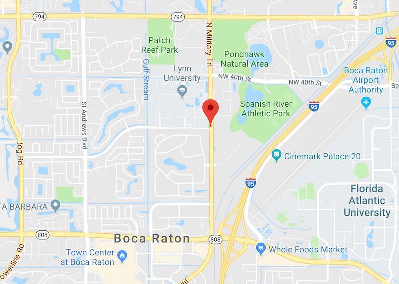 Google Traffic Map Florida.Roads Traffic West Boca News