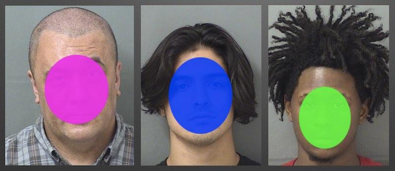 Crime Report: Road Mayhem, Drugs, Fugitives