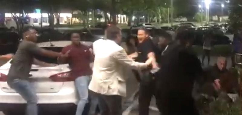 Boca Bar Fight?