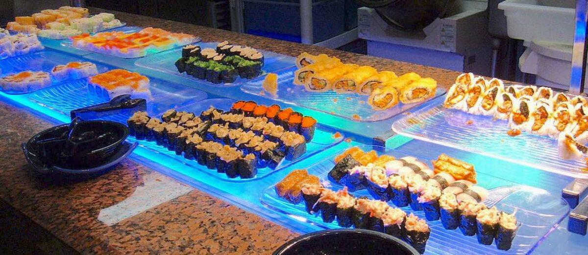 Mushy Sushi – Restaurant Inspections