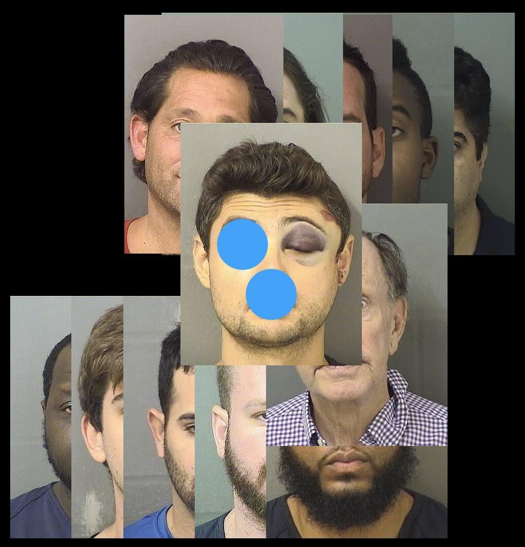 Men's Night Out: Crime Week
