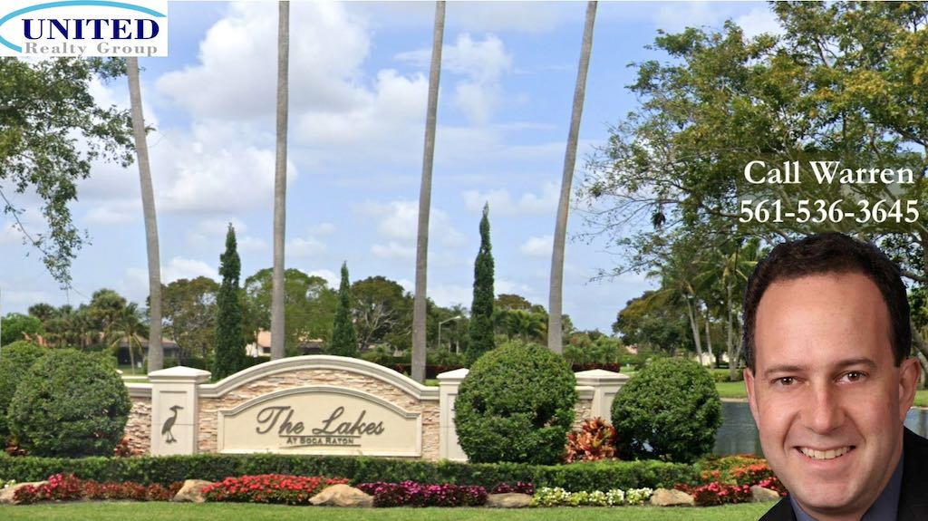 Lakes at Boca Raton 2019 Homes Sold