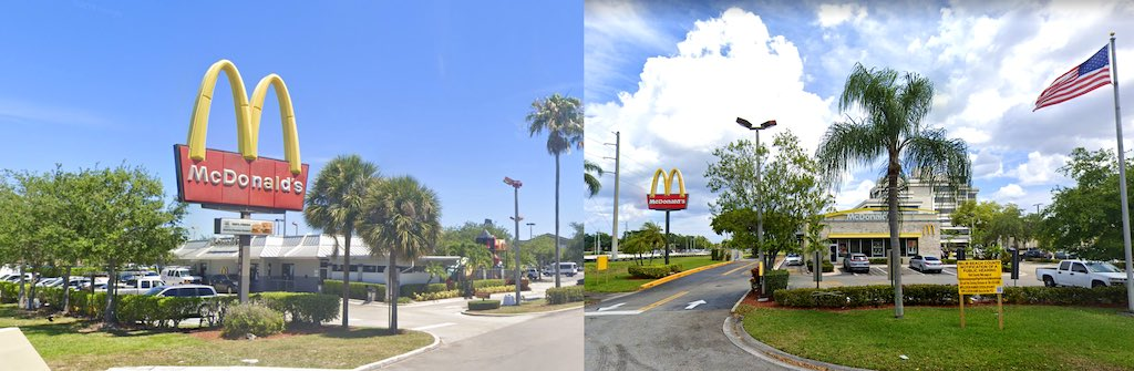 McDonald's Wins: Restaurant Inspections