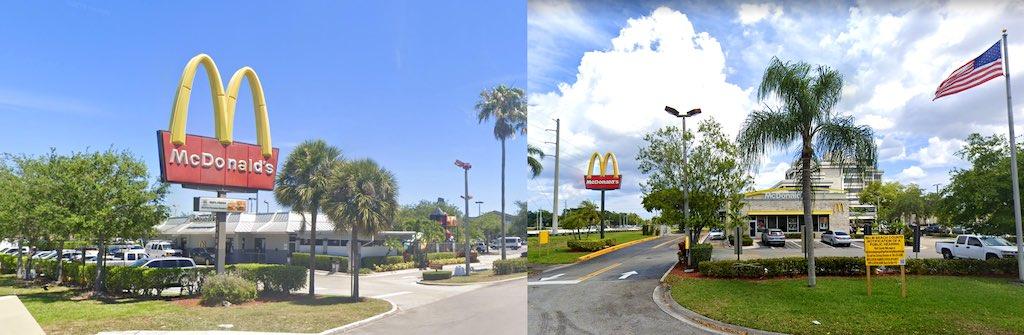 McDonald's Wins: Restaurant Inspections